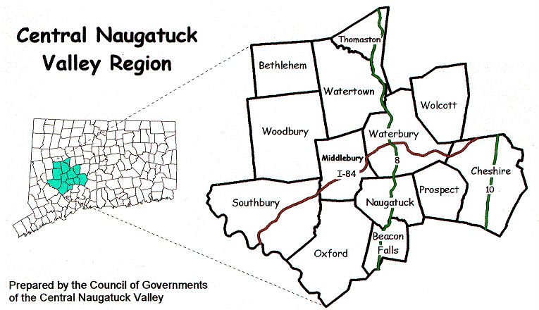 Location & Climate | Unofficial Guide to CNV on naugatuck state forest map, ct county map, beacon falls ct map, black rock ct map, lake ct map, shelton ct map, city of milford ct map, 1920 city of waterbury ct map,